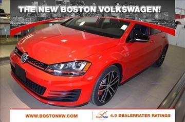 2017 Volkswagen Golf GTI for sale in Allston, MA