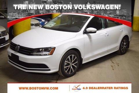 2017 Volkswagen Jetta for sale in Allston, MA