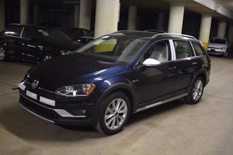 2017 Volkswagen Golf Alltrack for sale in Allston, MA