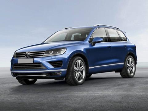 2017 Volkswagen Touareg for sale in Allston MA