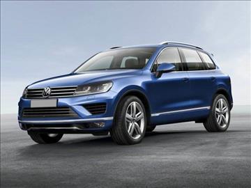 2017 Volkswagen Touareg for sale in Allston, MA
