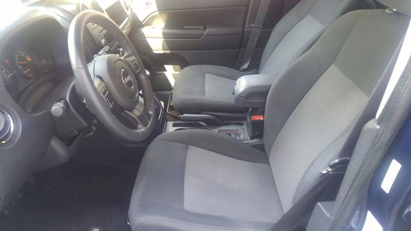 2014 Jeep Patriot 4x4 Latitude 4dr SUV - Boyertown PA