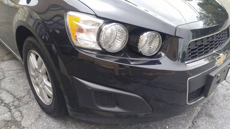 2014 Chevrolet Sonic LT Auto 4dr Hatchback - Boyertown PA