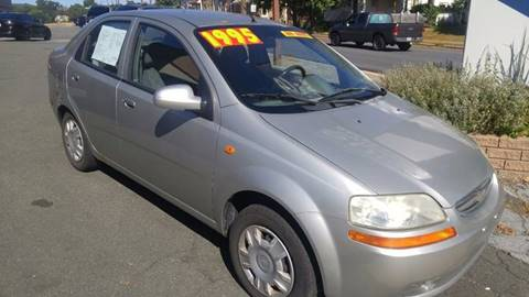 2004 Chevrolet Aveo for sale in Boyertown, PA