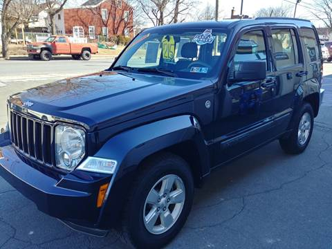 2011 Jeep Liberty for sale in Boyertown, PA