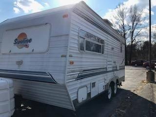 2007 SUNLINE Classic T1950 Camper for sale in Boyertown, PA