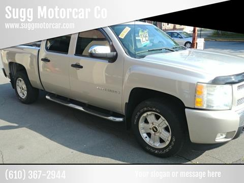2008 Chevrolet Silverado 1500 for sale at Sugg Motorcar Co in Boyertown PA
