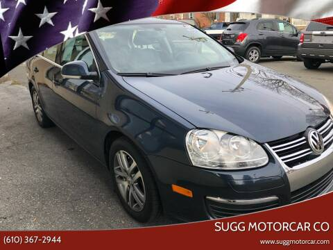 2005 Volkswagen Jetta for sale at Sugg Motorcar Co in Boyertown PA