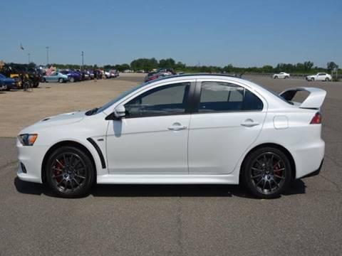 2015 Mitsubishi Lancer Evolution for sale at Sugg Motorcar Co in Boyertown PA