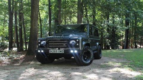 1990 Land Rover Defender for sale at Sugg Motorcar Co in Boyertown PA
