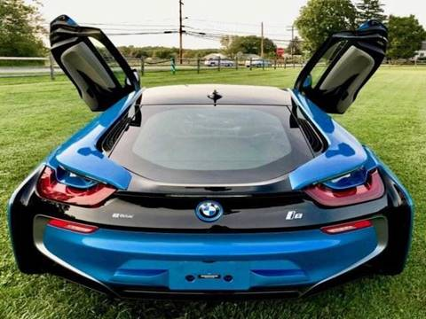 2015 BMW i8 for sale at Sugg Motorcar Co in Boyertown PA