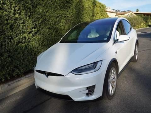 2016 Tesla Model X for sale at Sugg Motorcar Co in Boyertown PA