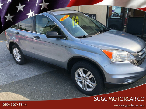 2011 Honda CR-V for sale at Sugg Motorcar Co in Boyertown PA