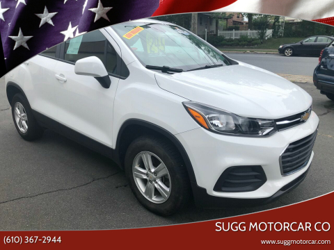2017 Chevrolet Trax for sale at Sugg Motorcar Co in Boyertown PA
