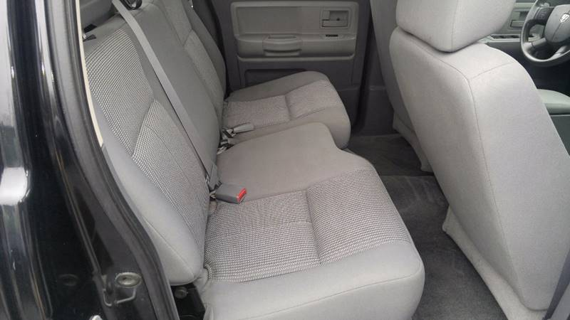 2007 Dodge Dakota SLT 4dr Quad Cab 4x4 SB - Boyertown PA