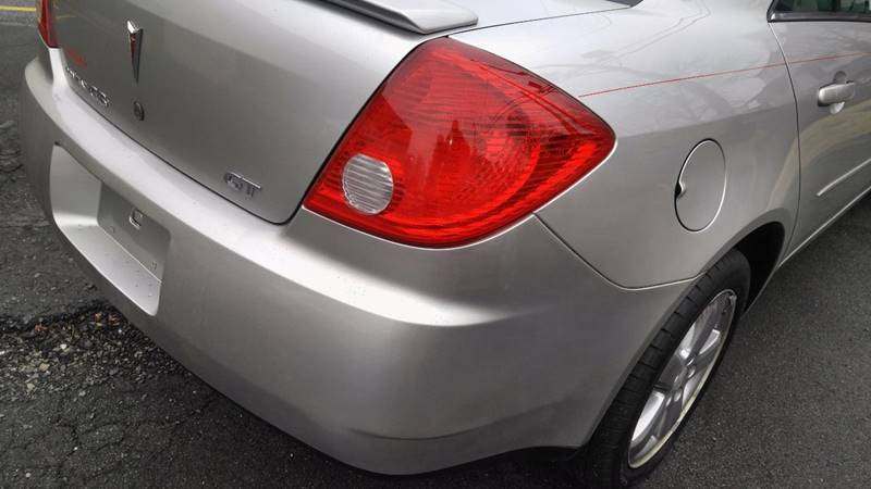 2007 Pontiac G6 GT 4dr Sedan - Boyertown PA