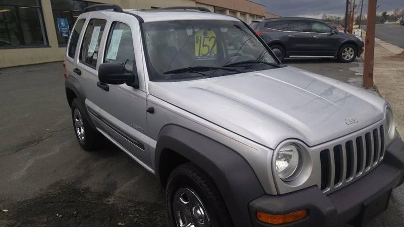 2004 Jeep Liberty 4dr Sport 4WD SUV - Boyertown PA