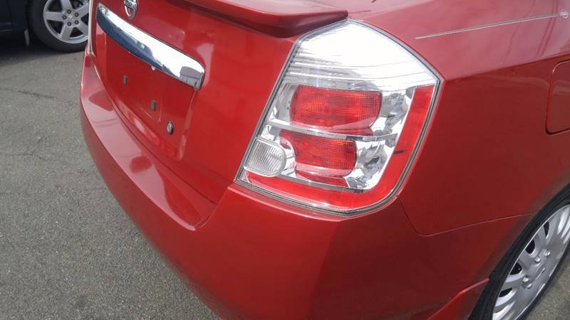 2012 Nissan Sentra 2.0 S 4dr Sedan - Boyertown PA