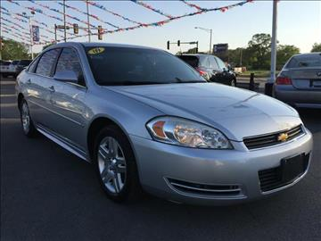 2009 Chevrolet Impala for sale at Kwik Car Sales in Robbins IL