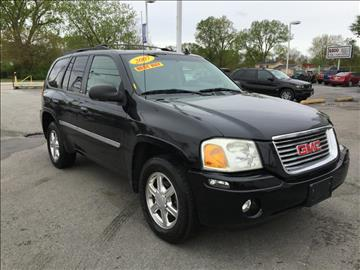 2007 GMC Envoy for sale at Kwik Car Sales in Robbins IL