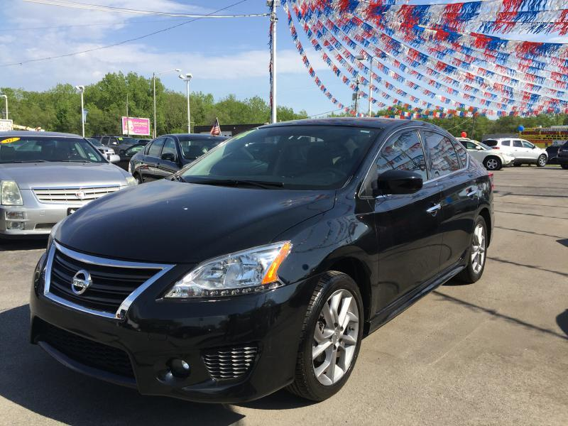 2014 Nissan Sentra for sale at Kwik Car Sales in Robbins IL