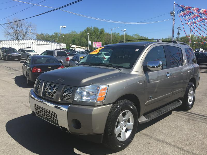 2006 Nissan Armada for sale at Kwik Car Sales in Robbins IL