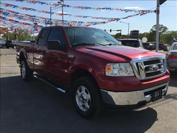 2008 Ford F-150 for sale at Kwik Car Sales in Robbins IL