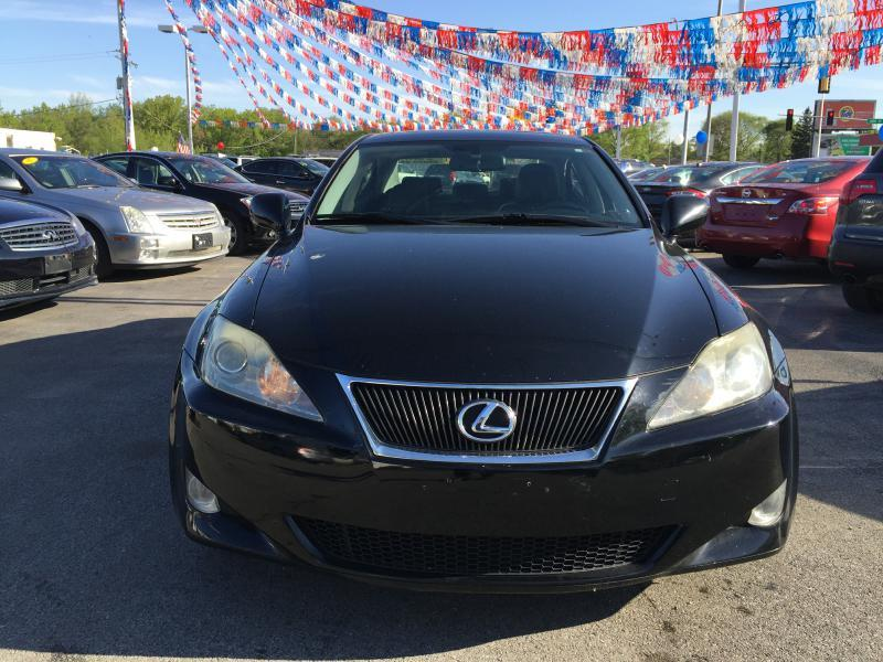 2007 Lexus IS 250 for sale at Kwik Car Sales in Robbins IL