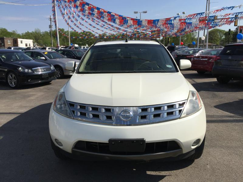 2004 Nissan Murano for sale at Kwik Car Sales in Robbins IL
