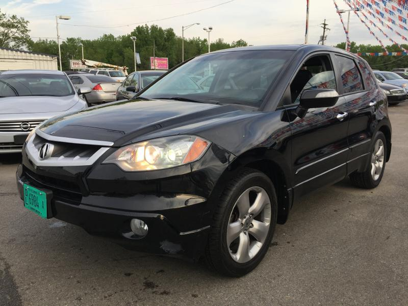 2007 Acura RDX for sale at Kwik Car Sales in Robbins IL