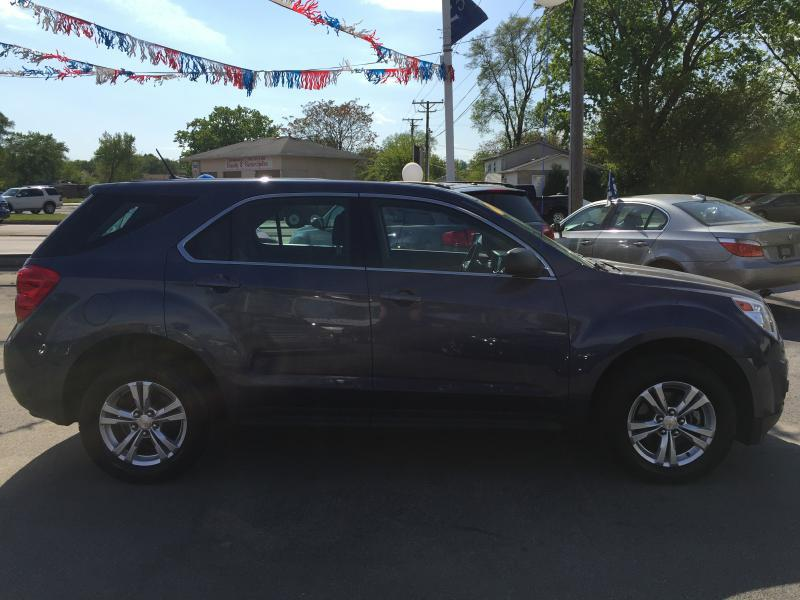2014 Chevrolet Equinox for sale at Kwik Car Sales in Robbins IL