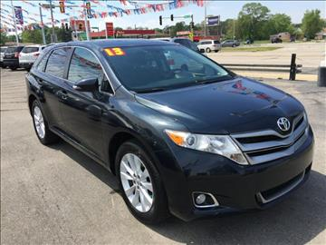 2013 Toyota Venza for sale at Kwik Car Sales in Robbins IL