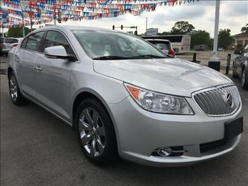 2010 Buick LaCrosse for sale at Kwik Car Sales in Robbins IL