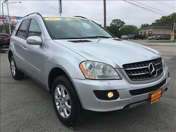 2007 Mercedes-Benz M-Class for sale at Kwik Car Sales in Robbins IL