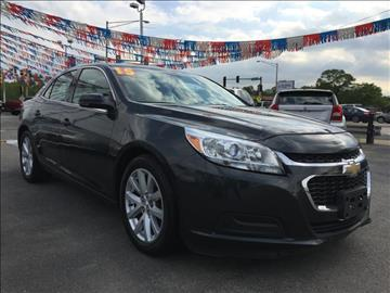 2015 Chevrolet Malibu for sale at Kwik Car Sales in Robbins IL