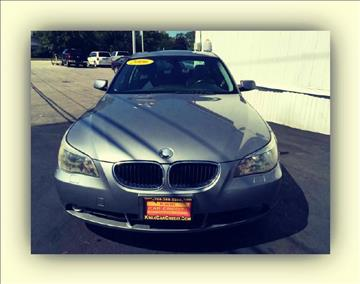 2006 BMW 5 Series for sale at Kwik Car Sales in Robbins IL