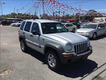 2002 Jeep Liberty for sale at Kwik Car Sales in Robbins IL
