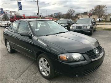 2006 Nissan Sentra for sale at Kwik Car Sales in Robbins IL