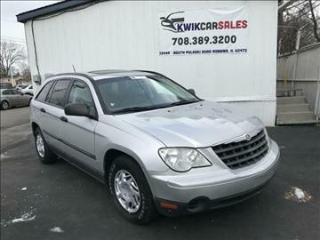 2008 Chrysler Pacifica for sale at Kwik Car Sales in Robbins IL