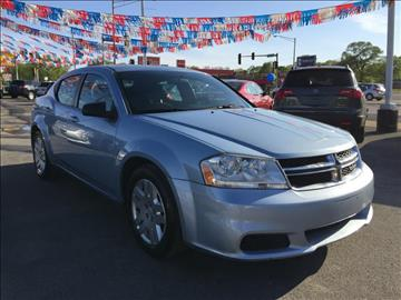 2013 Dodge Avenger for sale at Kwik Car Sales in Robbins IL