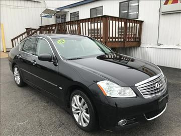 2008 Infiniti M35 for sale in Robbins, IL
