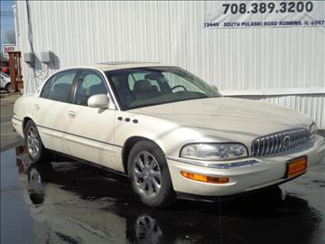 2004 Buick Park Avenue for sale at Kwik Car Sales in Robbins IL