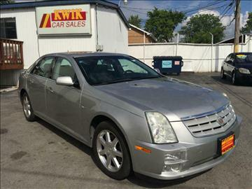2007 Cadillac STS for sale at Kwik Car Sales in Robbins IL