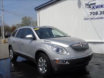 2009 Buick Enclave for sale at Kwik Car Sales in Robbins IL