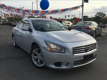 2013 Nissan Maxima for sale at Kwik Car Sales in Robbins IL