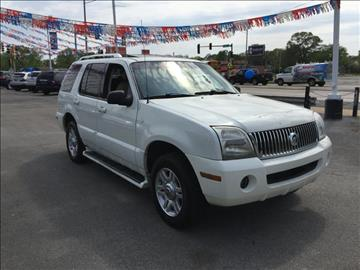 2004 Mercury Mountaineer for sale at Kwik Car Sales in Robbins IL
