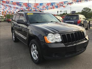 2010 Jeep Grand Cherokee for sale at Kwik Car Sales in Robbins IL