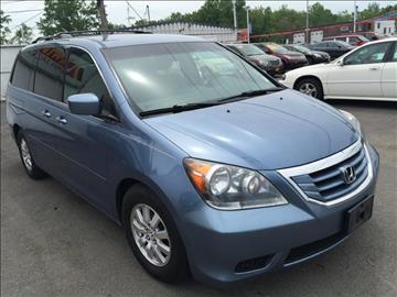 2008 Honda Odyssey for sale at Kwik Car Sales in Robbins IL