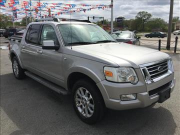 2007 Ford Explorer Sport Trac for sale at Kwik Car Sales in Robbins IL