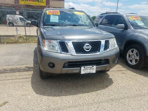 2009 Nissan Pathfinder for sale in Baton Rouge, LA